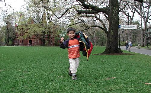 Matthew at Wellesley